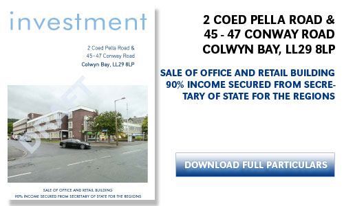 Colwyn Bay Investment